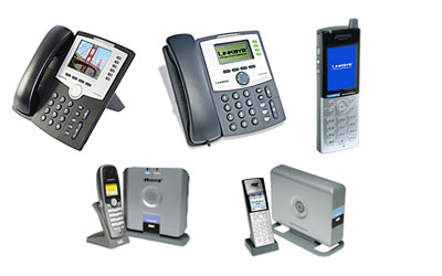 Linksys VOIP Products
